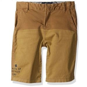 Lucky Brand Boys' Twill Shorts